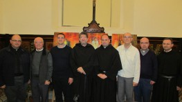 The Opening of the  Ordinary Provincial Chapter  of the Maltese Augustinian Province